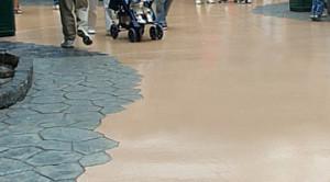 Fast Curing Industrial Concrete Floor