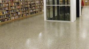 Resinous Concrete Topcoat