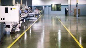 Manufacturing Industry Flooring Concrete Epoxy Floor