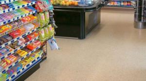 Grocery Store MVT Floor
