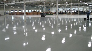 ESD Static Control Epoxy Floor