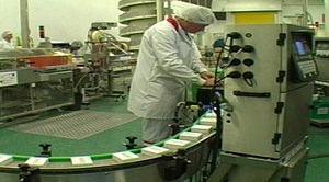 Pharmaceutical plant epoxy flooring