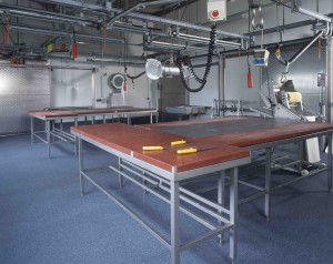 food processing facilities need coatings that protect against chemicals