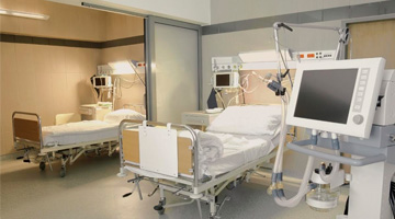 Patient Room Flooring | Hospital Epoxy Painting & Floor Coatings