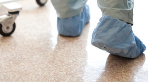 antimicrobial epoxy hospital floor