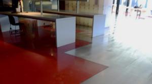 Lab Classroom Flooring