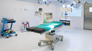Medical Facility Durable Floor