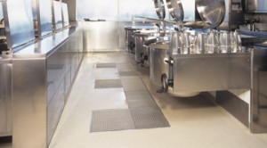 Low Odor Industrial Floor
