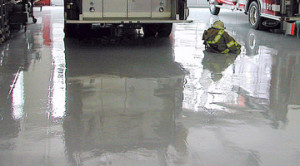 Concrete Floor Resurfacer