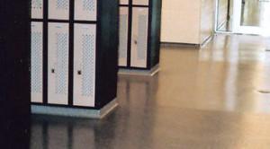 Slip Resistant Epoxy Floor