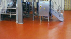 抗热震工业地板