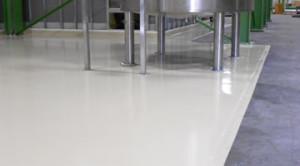 Waterproof Storage Room Flooring