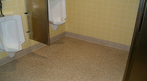 Slip Resistant Bathroom Flooring