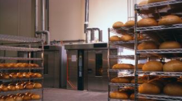 Commercial Bakery Flooring For Wet Amp Dry Storage Areas
