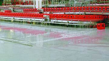 Beverage or Bottling Plant requires durable floor coating